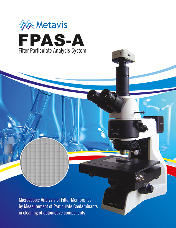 Filter Particulate Analysis System